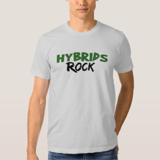 Hybrids Rock T-shirts