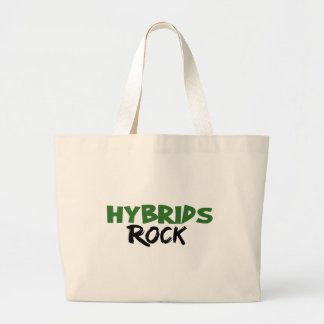 Hybrids Rock Tote Bags