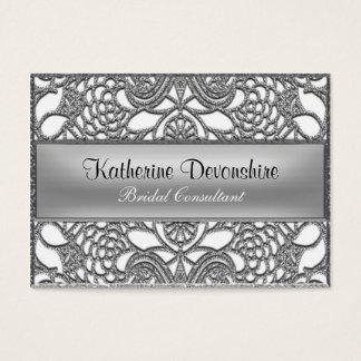 Hyceberg Dove Elegant  Professional Business Card