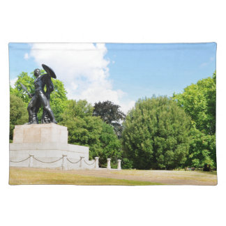 Hyde park in London Placemat