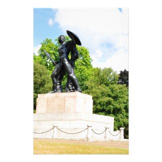 Hyde park in London Stationery