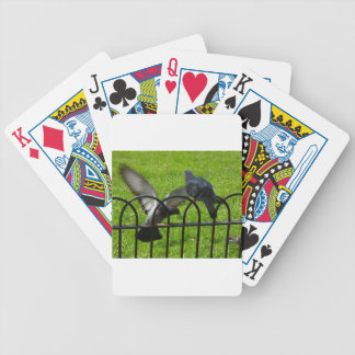 Hyde Park London Bicycle Playing Cards