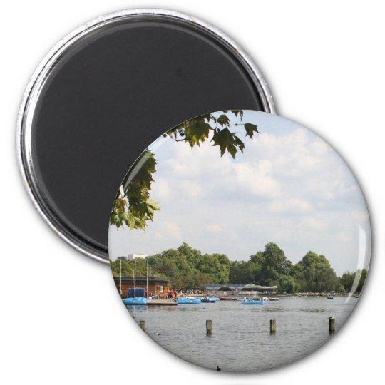 Hyde Park, London Magnet