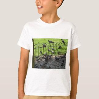 Hyde Park Pigeons T-Shirt