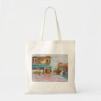Hyde Street San Francisco Budget Tote Bag