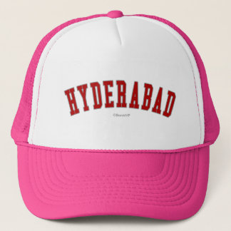 Hyderabad Trucker Hat