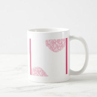 Hydragnea Wedding Set Basic White Mug