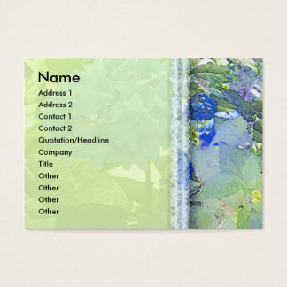 Hydrangea 1 Profile Card