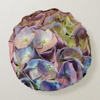 Hydrangea Accent Pillow