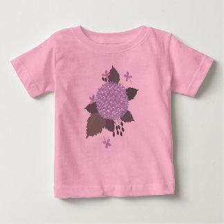Hydrangea Baby T-Shirt