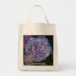 Hydrangea Tote Bags