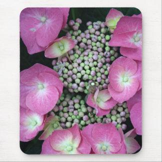 Hydrangea Bud Mouse Mat