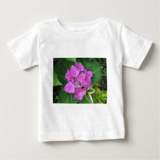 Hydrangea Flowers Baby T-Shirt