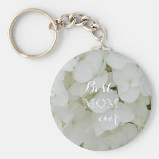 Hydrangea Flowers Floral White Elegant Blossom Mum Key