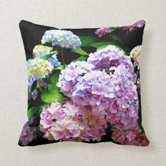 Hydrangea Garden Cushion