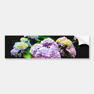 Hydrangea Gardens Bumper Sticker