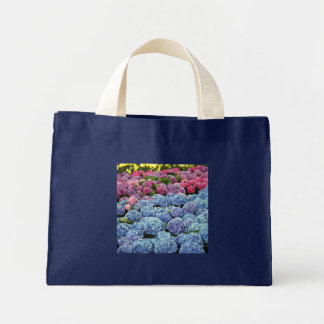 Hydrangea Glory Mini Tote Bag