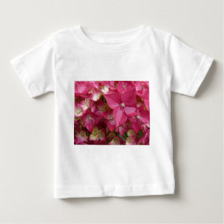 Hydrangea in pink baby T-Shirt