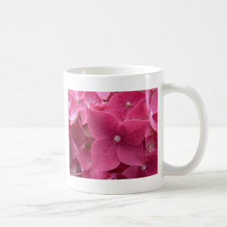 Hydrangea in Pink Coffee Mug