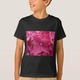 Hydrangea in Pink T-Shirt