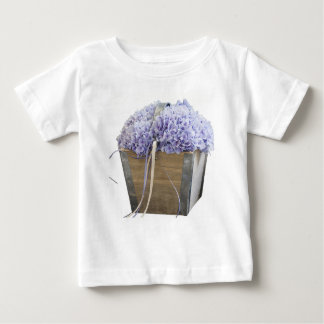 hydrangea in the vase baby T-Shirt