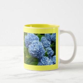 Hydrangea Mug