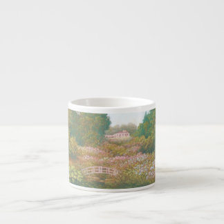 Hydrangea Valley, Trebah Gardens Espresso Mug