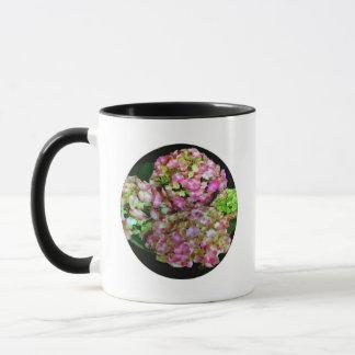 Hydrangea Vignette Mug