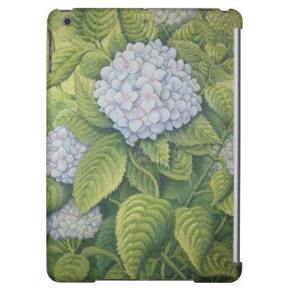 Hydrangeas at Lanhydrock, Cornwall iPad Air Case