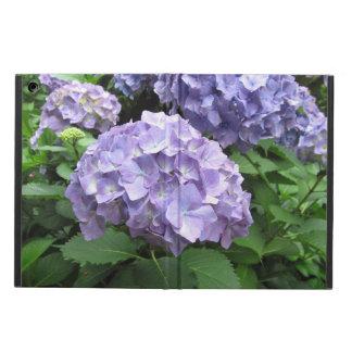Hydrangeas at Trebah Gardens, Cornwall iPad Air Case
