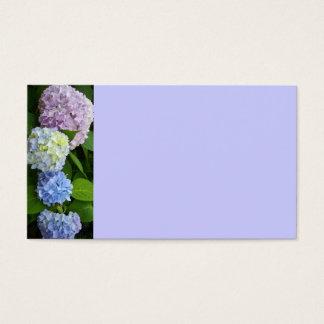 Hydrangeas Business Card