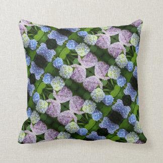 Hydrangeas Cushion