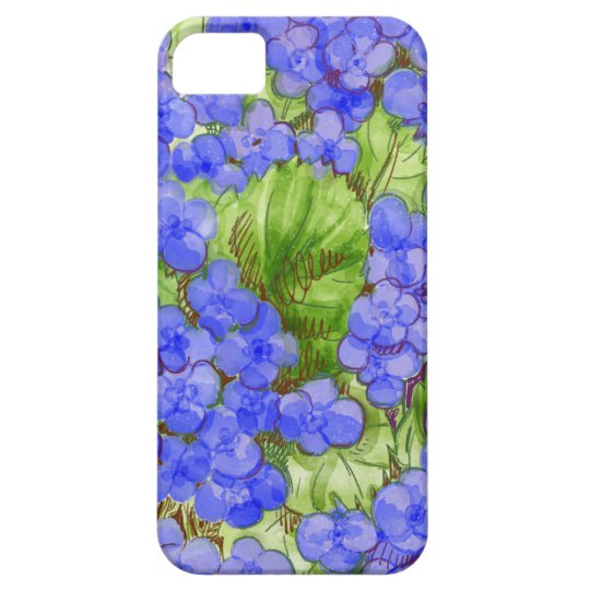 Hydrangeas iPhone 5 Cover