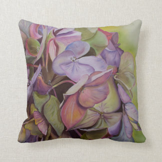 Hydrangeas - Mid-summers Beauty Cushion