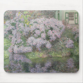 Hydrangeas on the banks of the River Lys, 1898 (oi Mouse Mat