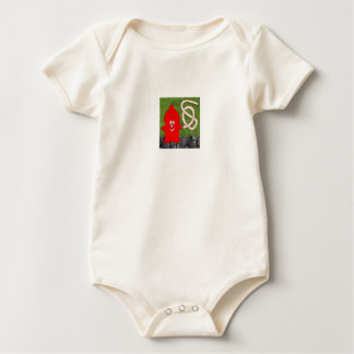 HYDRANT BABY BODYSUIT