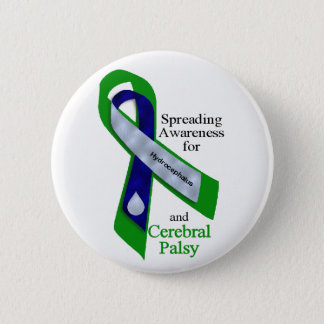 Hydrocephalus and Cerebral Palsy Button
