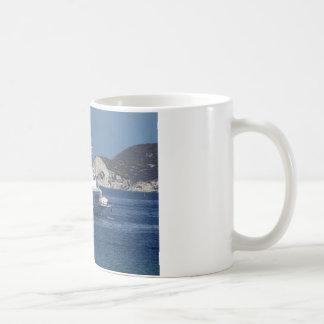Hydrofoil In Italy Basic White Mug