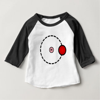 Hydrogen Atom Baby T-Shirt