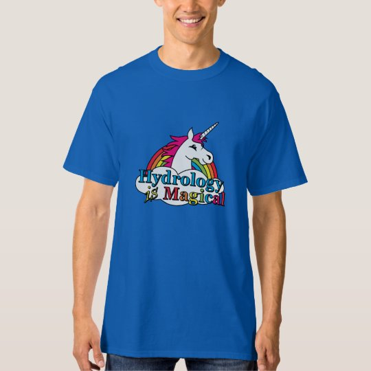 Hydrology is Magical T-Shirt