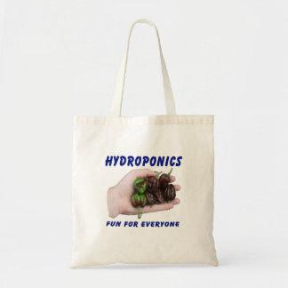 Hydroponics Fun Chocolate Habanero Peppers Bag