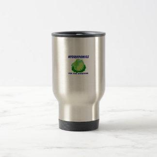 Hydroponics Fun For Everyone Lettuce Design Coffee Mug