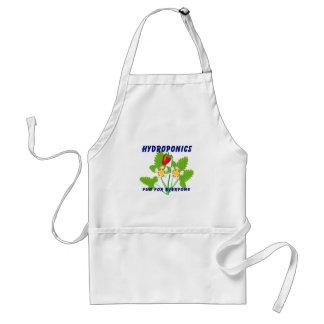 Hydroponics Fun For Everyone Strawberries Adult Apron