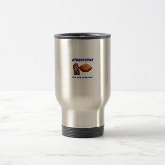 Hydroponics Fun Habanero Pepper Flame Fingers Coffee Mug