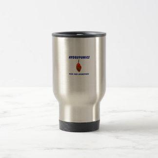 Hydroponics Fun Single Habanero Pepper Design Mug