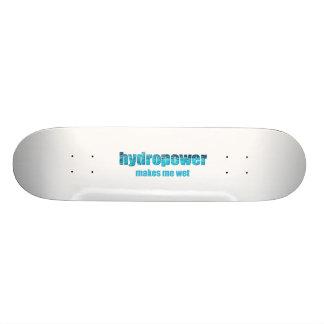 Hydropower Wet! 21.6 Cm Skateboard Deck