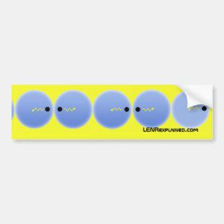 Hydroton LENRexplained.com Bumper Sticker