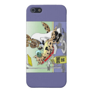 Hyena Dentistry Gifts Mugs Cards Etc iPhone 5/5S Covers