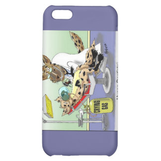 Hyena Dentistry Gifts Mugs Cards Etc iPhone 5C Cases