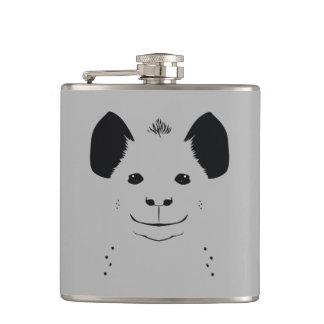 hyena hip flask